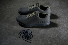 4115284c7aa792 ARMY GREY TRAINER (MEN S) from NOBULL Nobull Shoes