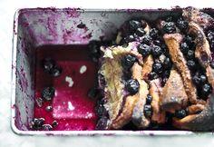 Blueberry Pull Apart Bread Recipe