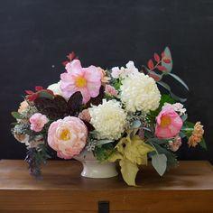 True Friendship - Tulipina - Flowers of friendship: Chrysanthemum and carnation