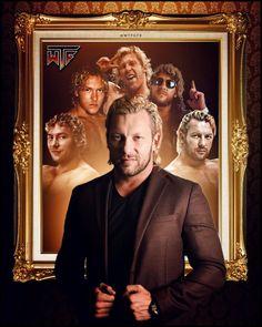 Wrestling Superstars, Wrestling Wwe, Evolution, Chris Benoit, Wwe Superstar Roman Reigns, Eddie Guerrero, Joker Heath, Kenny Omega, Kevin Owens