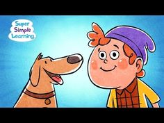 I Have A Pet | Animal Song | Super Simple Songs - YouTube