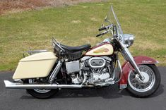 Old Classic Harley-Davidson Motorcycles Harley Davidson Glide, Harley Davidson Knucklehead, Classic Harley Davidson, Used Harley Davidson, Vintage Harley Davidson, Harley Davidson Motorcycles, Amf Harley, Hd Vintage, Hd Motorcycles