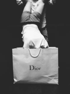 Packing my best friend into Dior