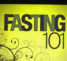"""Get your facts ready and start preparing for the 25'th of January with this complete """"How To Fast"""" script - http://www.howtofast.net http://www.2540.org"""