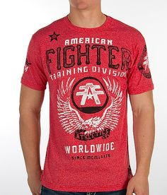 American Fighter, Graphic Tees, Artisan, Mens Tops, T Shirt, Clothes, Shopping, House, Ideas