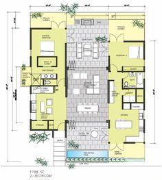 Sunset Breezehouse floor plan - large