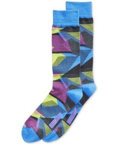 2(x)ist Men's Graphic Crew Socks | macys.com