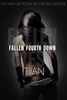 Fallen Fourth Down (Fallen Crest High, #4) by Tijan