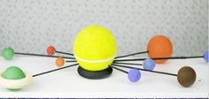 How to Make Solar System Projects for Kids