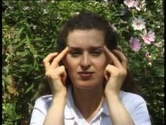 self massage acupressure for the face