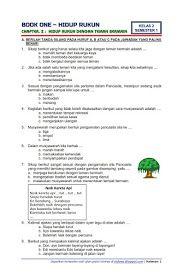 Kunci Jawaban Tematik Kelas 5 Tema 1 Subtema 2