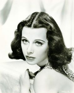 Actress Hedy Lamar