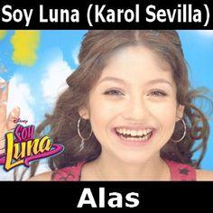 Soy Luna - Alas acordes (Karol Sevilla)