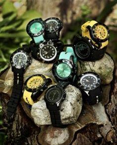 Kyboe! horloges bij Van Goeden Huize Alkmaar en Texel!! Door vangoedenhuize_