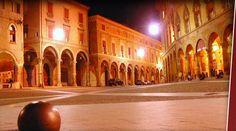 Piazza Santo Stefano, Bologna (Italy)