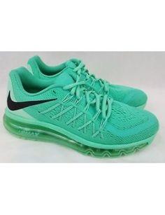 Follows Back's wish list Air Max Sneakers, Sneakers Nike, Max 2015, Cross Training, Nike Free, Nike Air Max, Running Shoes, Green, Glow