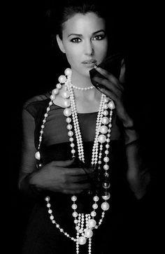 Libra Goddess Monica Belluci