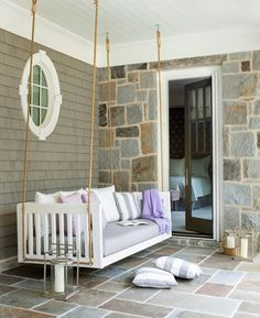 Atlanta Homes & Lifestyles (@atlantahomesmag) • Instagram photos and videos Outdoor Rooms, Outdoor Living, Outdoor Furniture, Deck With Pergola, Diy Pergola, Patio Roof, Pergola Ideas, Porch Ideas, Pergola Cover