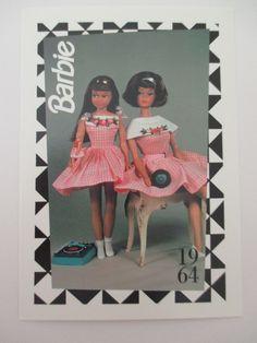 "Barbie Trading Card Vintage 1964 ""Me 'n My Doll Skipper""   eBay"
