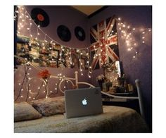 hipster room | Tumblr - Polyvore