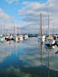 Port Townsend, Washington - my favorite weekend getaway