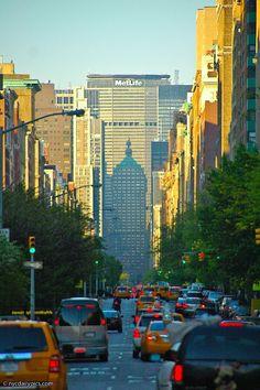 Park Avenue, Upper East Side