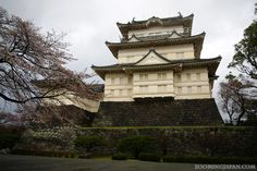 """Visiting Odawara Castle during a typhoon was certainly an """"interesting"""" experience. Find out more in my newest blog post."""