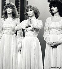 barbara mandrell and the mandrell sisters. i watched their show