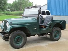 1956 Jeep Willys CJ5