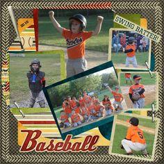 baseball - Scrapbook.com