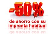 Imprenta online #descuento