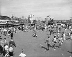 CNE Midway, 1961. Toronto Ontario Canada, Good Times, Past, Dolores Park, To Go, Gallery, Travel, Retro, Fun