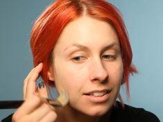 Adult Halloween Makeup Tutorial: Mermaid  - on HGTV