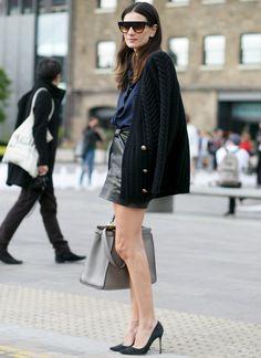 Queue de cheval, Sweat-shirts, Mini jupe... - Tendances de Mode