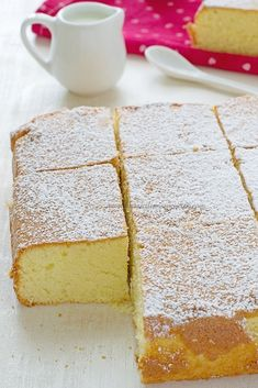 Torta al latte caldo morbida-Una siciliana in cucina cake wedding cake kindergeburtstag ohne backen rezepte schneller cake cake Baking Recipes, Cake Recipes, Dessert Recipes, Milk Cake, Cooking Cake, Gateaux Cake, Fall Cakes, Plum Cake, Almond Cakes