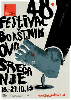 This year the festival's visual identity addresses the attitude of Slovene politicians towards culture.About the Festival: Brimming with challenge and the poetics of the senses, the oldest and the most prominent theatre festival in Slovenia has always…