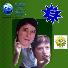 Get you fingers outta my mouth dude!  (This is why all of our BIG head cutouts come with BIG sticks for you too!)