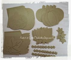 October 2014 Chipboard bundle special!!!! Come ove and get your set for your Fall/Autumn projects!!  Click on the image!
