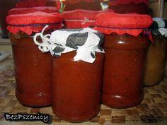 Bez Pszenicy: Przecier pomidorowy