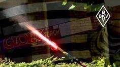 Uit de serie veilig vuurwerk afsteken: morning glory's.