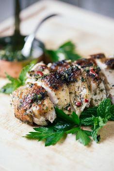 Chimichurri poulet