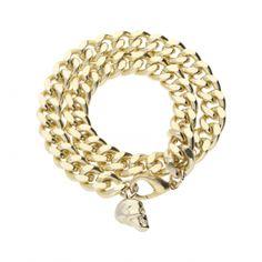#jewerly #skull #chain #fashion #livello