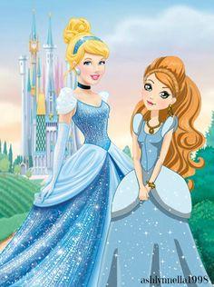 Ever After High Ashlynn Ella Ever After High Rebels, Ariel, Ashlynn Ella, Cinderella 3, Cartoon Monsters, Monster High Dolls, My Little Girl, Princesas Disney, Cartoon Drawings