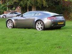 View Aston Martin Vantage Coupé 2006 Silver for sale. Classic Aston Martin, Aston Martin V8, Spy Stuff, Cars, Motors, Beautiful, Silver, Beauty, Cutaway