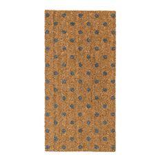 Wycieraczka Grey Dots - Bloomingville - Fabryka Form
