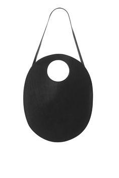 ATOM BAG No 6: natural leather goods / square bag / handbag / shoulder bag / handcrafted in Poland / atomy store designer bag minimalist