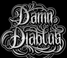 Chicano Lettering Tattoo Lettering Styles, Chicano Lettering, Script Lettering, Graffiti Lettering, Tattoo Fonts, Lettering Design, Calligraphy, Tag Alphabet, Graffiti Alphabet