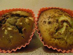 Muffins Manjar Nuez