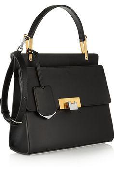728d2f41ef Balenciaga - Le Dix Cartable small leather shoulder bag