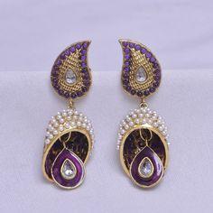 Designer Jhumki type Earrings